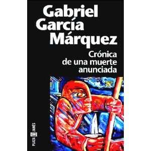 Cronica de una Muerte Anunciada (9788401242243): Gabriel