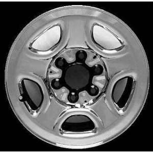 99 02 CHEVY CHEVROLET SILVERADO PICKUP STEEL WHEEL RH (PASSENGER SIDE