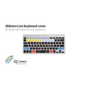 Ableton Live Keyboard Cover for Apple Ultra Thin Wireless