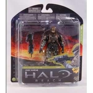 McFarlane Toys Halo Reach Series 4 UNSC Marine Major