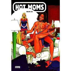 HOT MOMS TP VOL 01 (9781606993279): Rebecca: Books