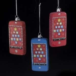 Club Pack of 12 Tween Christmas Noble Gems Blown Glass