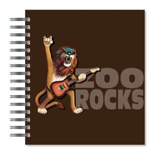 ECOeverywhere Lion Rocks Picture Photo Album, 18 Pages