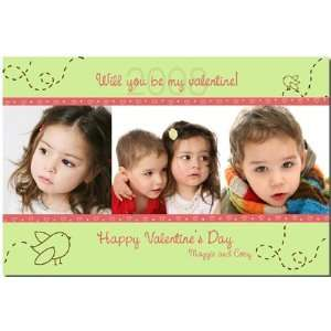 Happy Valentines Photo Card Toys & Games