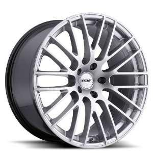 19x9.5 TSW Max (Hyper Silver) Wheels/Rims 5x112 (1995MAX355112S72)