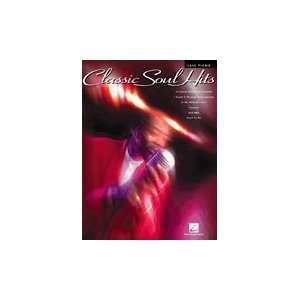 Hal Leonard Classic Soul Hits   Easy Piano Songbook