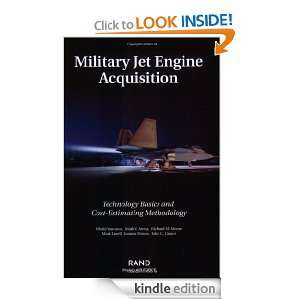 Military Jet Engine Acquistion: Technology Basics and Cost Estimating