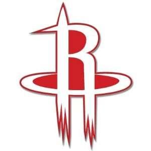 Houston Rockets NBA Basketball sticker decal 4 x 5