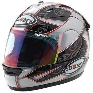Suomy Excel Helmet   Small/Double Grey Automotive