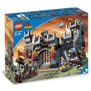 Lego Duplo Castle Knights Castle 4777