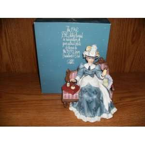 Avon 1992 Mrs.albee Award Figurine: Home & Kitchen