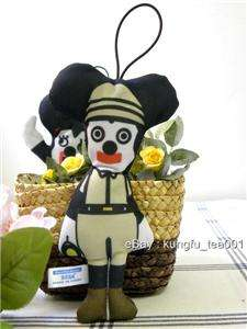SEGA Cubic Mouth Parody Mickey Mouse Plush Doll ~~NEW~~