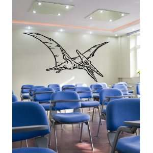 Vinyl Wall Decal Sticker Dinosaur Pterodactyl Bird