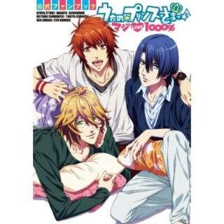 Uta no Prince sama ☆ Maji LOVE 1000% Official Fan Book JAPAN art
