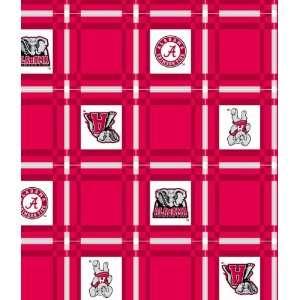 University of Alabama CRIMSON TIDE college tablecloth brand new Great