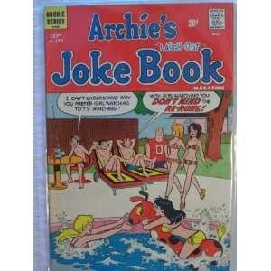 Archies Joke Book Comic Book (Gaze Craze, 176) John Goldwater Books