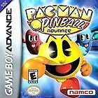Pac Man Pinball Advance Nintendo Game Boy Advance, 2005