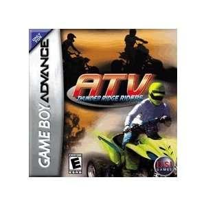 ATV Thunder Ridge Riders Video Games