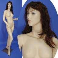 New White Headless Large Female Mannequin Miller 1W