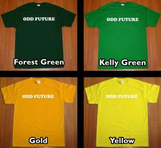 ODD FUTURE T Shirt golf wang ofwgkta free earl tee