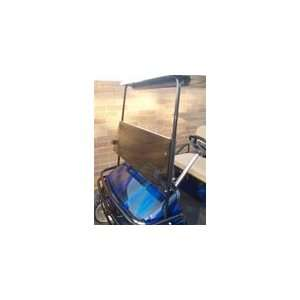 EZGO Medalist / TXT Golf Cart Tinted Windshield for 1995