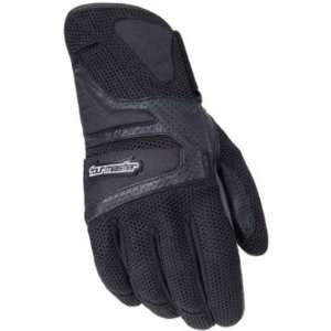 Air Mens Motorcycle Gloves Black XXL 2XL 8421 0105 08 Automotive