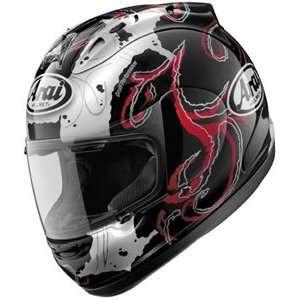Arai Corsair V Haslam WSBK Full Face Motorcycle Riding