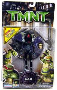 Teenage Mutant Ninja Turtles TMNT Movie Figure Karai