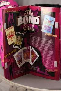 This is a lot of 6 MIB Bond Girl Dolls. All LE Collector series action