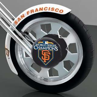 MLB San Francisco Giants 2010 World Series Champion Sculpted Chopper