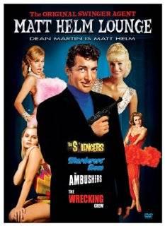 / Murderers Row/he Ambushers/he Wrecking Crew) DVD ~ Dean Marin