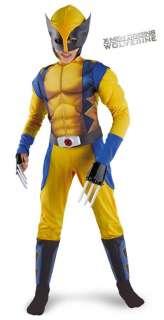 Men Origins Wolverine Costume