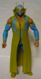 Sin Cara WWE MATTEL action figure Mask Elite Jacket Coat Mistico Lucha