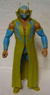 Sin Cara WWE MATTEL action figure Mask Elite Jacket Coat Mistico Lucha