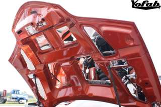 98 02 TRANS AM WS6 STAINLESS UNDER HOOD MIRROR KIT