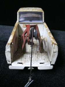 JEEP Old Vtg Antique 1960s Tonka Wrecker Tow Truck Mound, MN