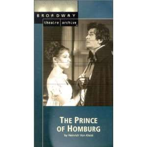 of Homburg (Broadway Theatre Archive) [VHS]: Randy Danson, Mel Dowd