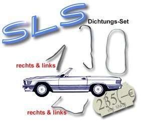 Mercedes SL Auspuff Chrom Blenden W107 R107 C107 107
