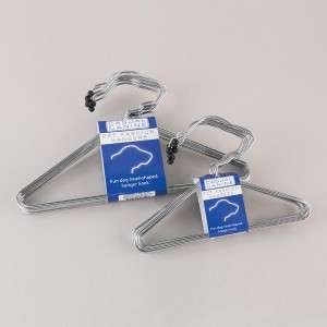 Casual Canine Pet Fashion Chrome Dog Apparel Hangers SM