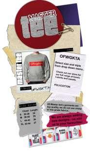 , Jumper, Sweatshirt odd future, WOLF GANG, TYLER CREATOR TOP