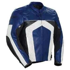 Tourmaster Cortech Impulse Series II Mens Leather Motorcycle Jacket