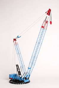 Manitowoc 4600 Ringer Crane LAMPSON 1/87 CCM Brass