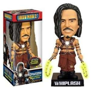 Marvel Iron Man 2 Whiplash Bobblehead Figure Toys & Games