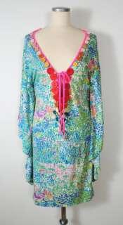 MATTHEW WILLIAMSON multi colored floral print dress