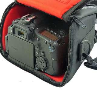 Camera Cover Case Bag for Canon 5DII 550D,500D,450D,1000D,7D