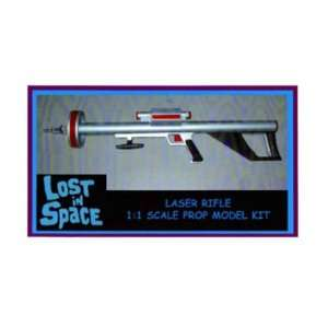 Lost In Space Laser Rifle Prop Model Kit