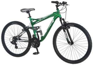 "Mongoose 26"" Men's Maxim Mountain Bike Bicycle   Green"