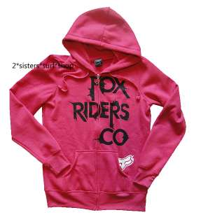 Womens Fox Racing Jackets