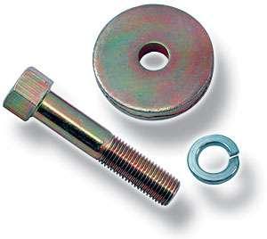 Small Block SB Chevy Harmonic Balancer Damper Bolt Kit