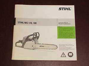 stihl ms 192 t service manual